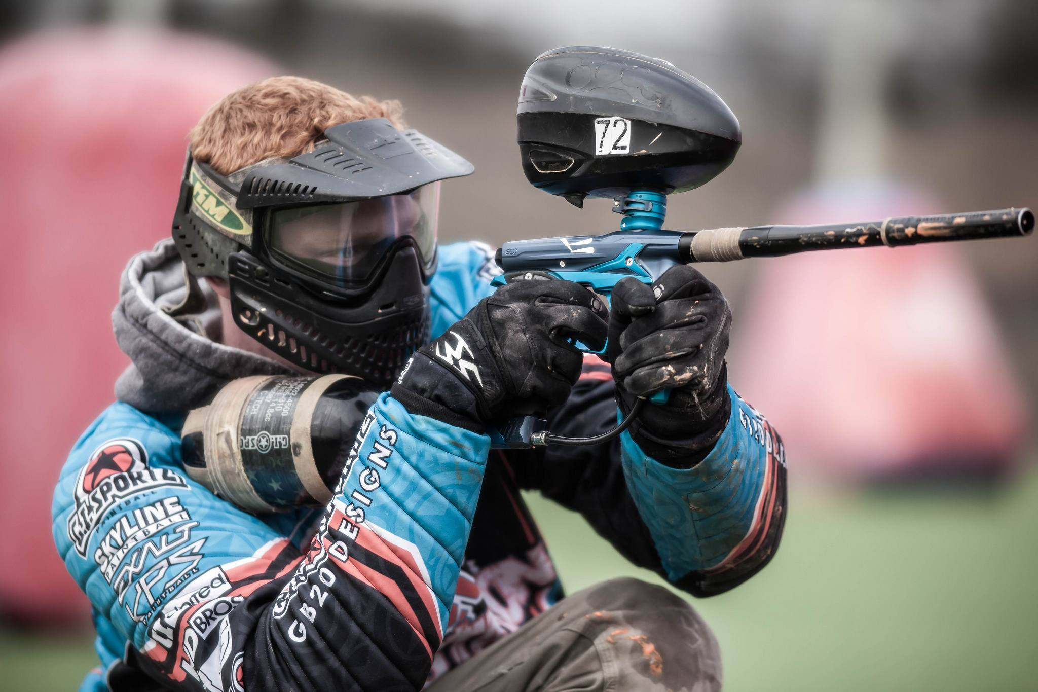Paintball Beginners Can Begin To Enjoy The Game