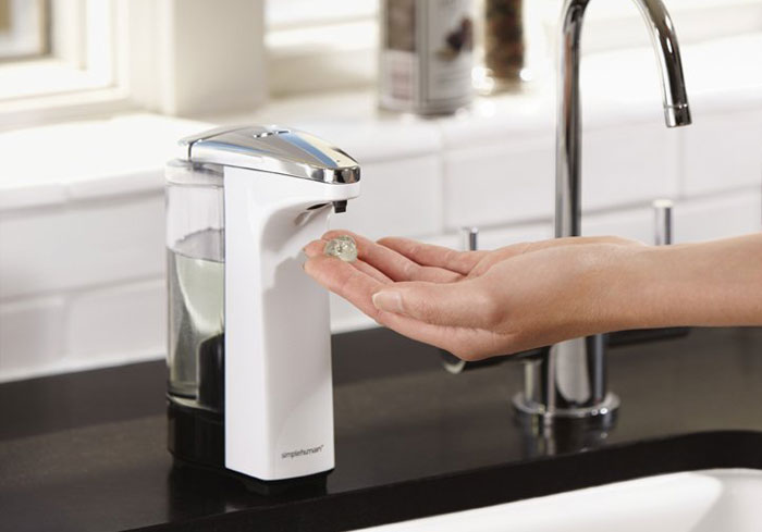 Selecting The New Kitchen Soap Dispenser